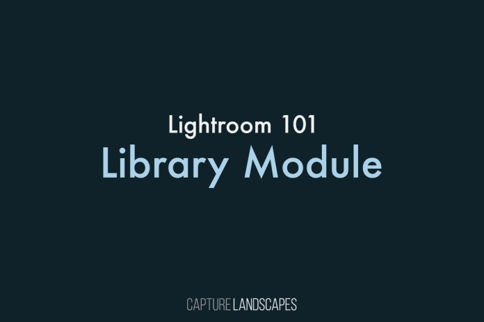 Introduction to Adobe Lightroom Library Module