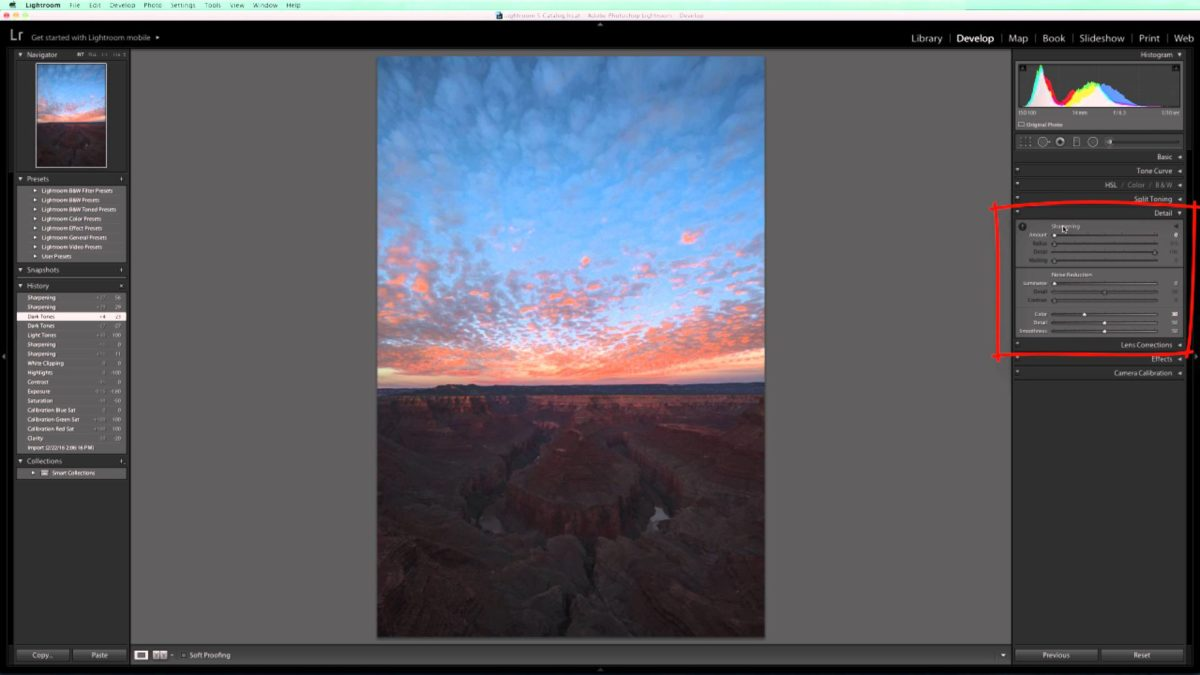 Ultimate Lightroom RAW