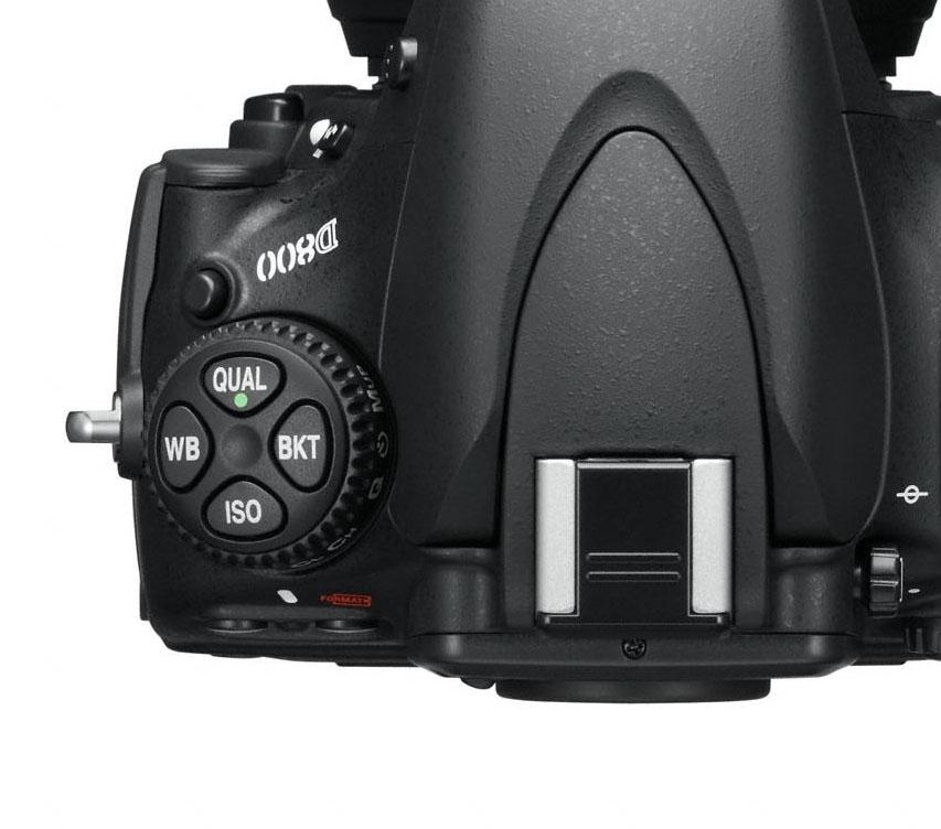 Nikon D800 Bracketing