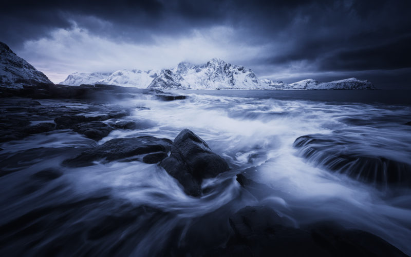 Landscape Photography in Arctic Norway by Felix Inden