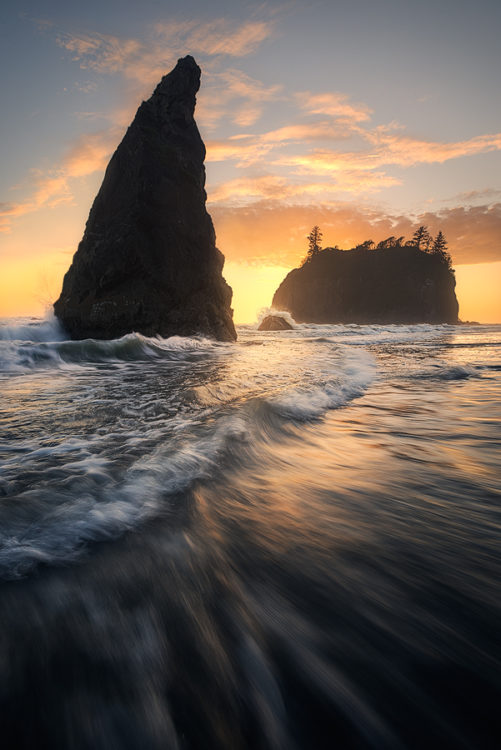 """Guardian"" Olympic National Park, Washington, USA"