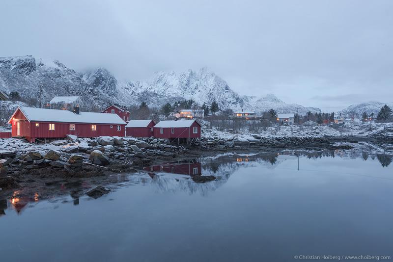Hattvika Lodge Lofoten
