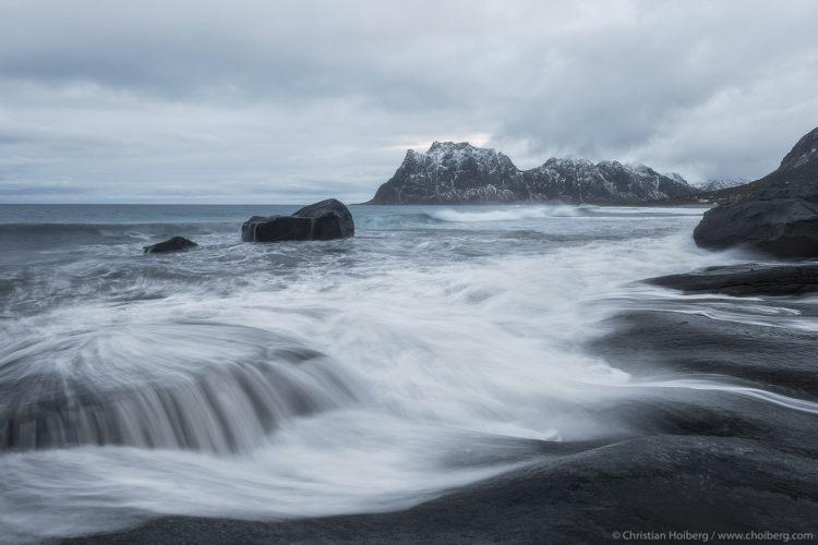 Photographing Lofoten