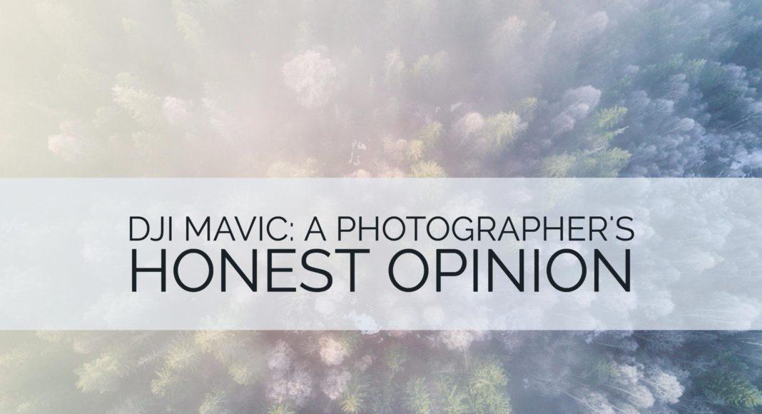 DJI Mavic Review