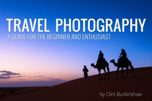 Travel Photography eBook