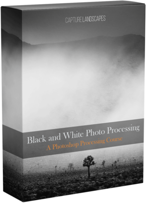 Black and White Photoshop Processing Course