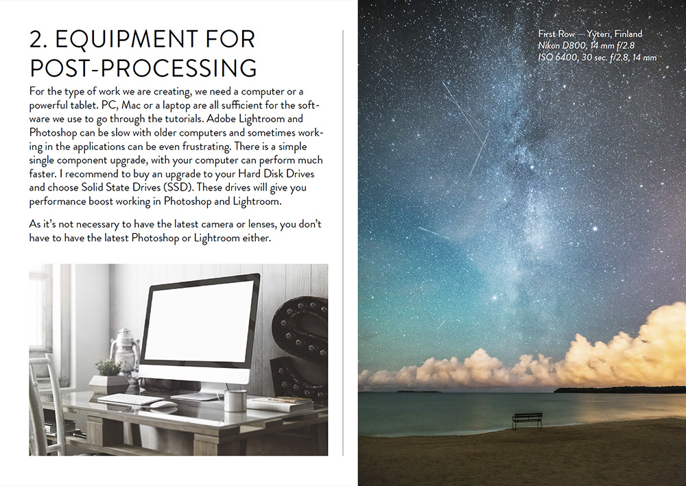 Star Photography Masterclass Ebook