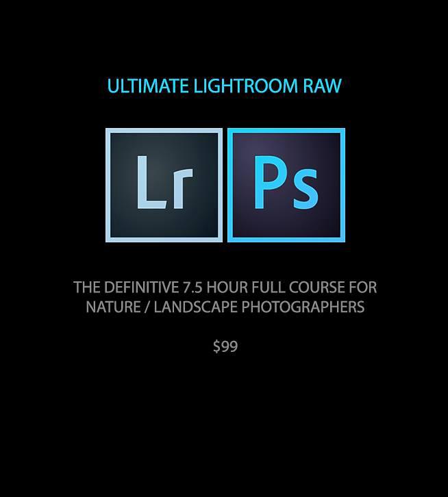 Ultimate Lightroom RAW - CaptureLandscapes