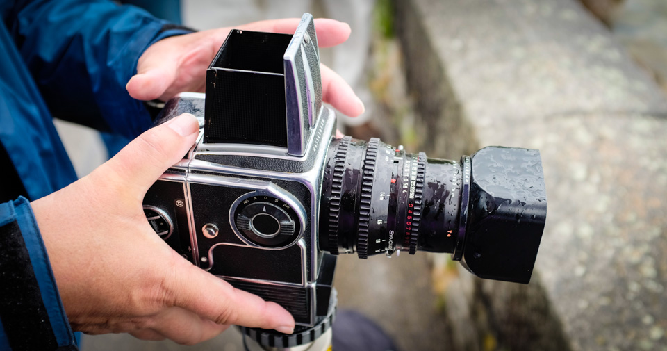 Knowing your camera like the back of your hand