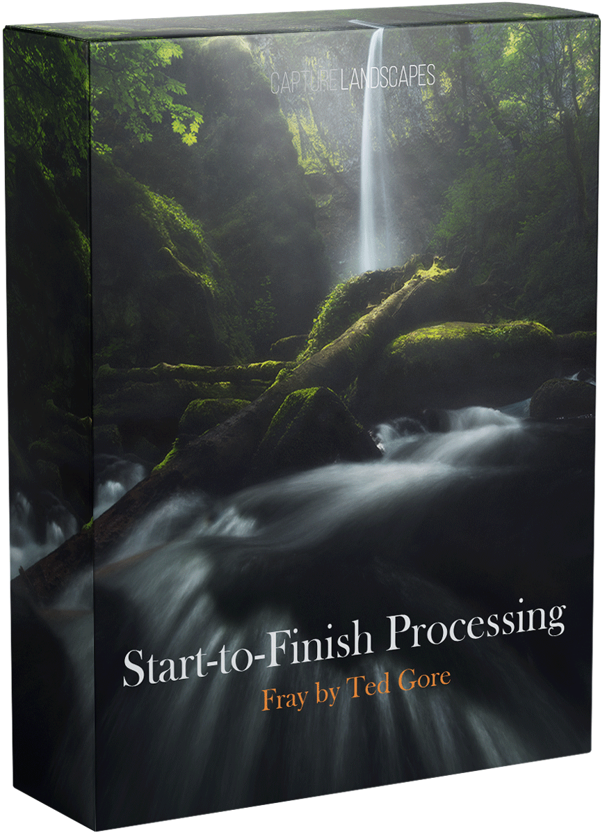 Fray Processing Video by Ted Gore