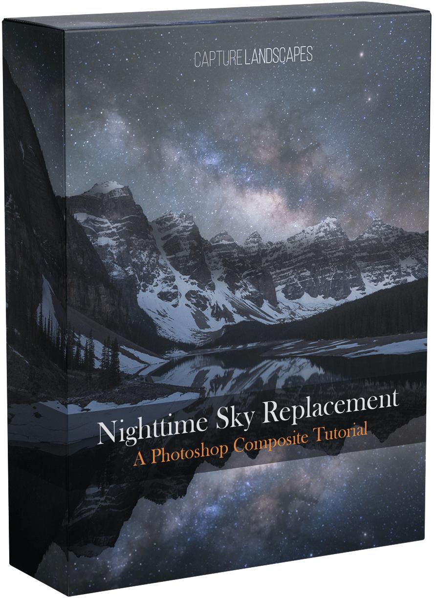 Milky Way Sky Replacement Tutorial