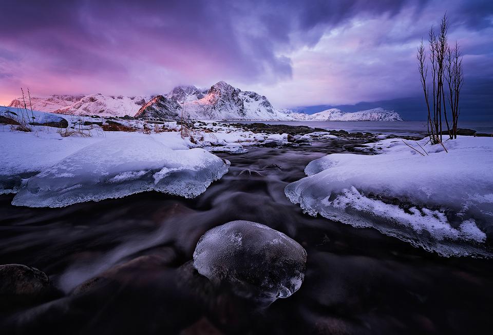 Arctic Photographer Felix Inden