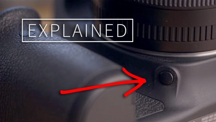 Understanding the Depth of Field Preview Button