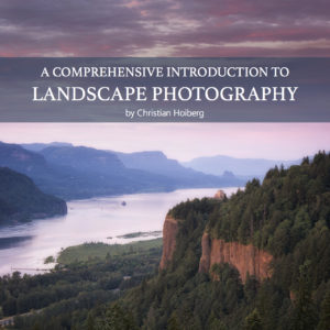 A Comprehensive Introduction to Landscape Photography