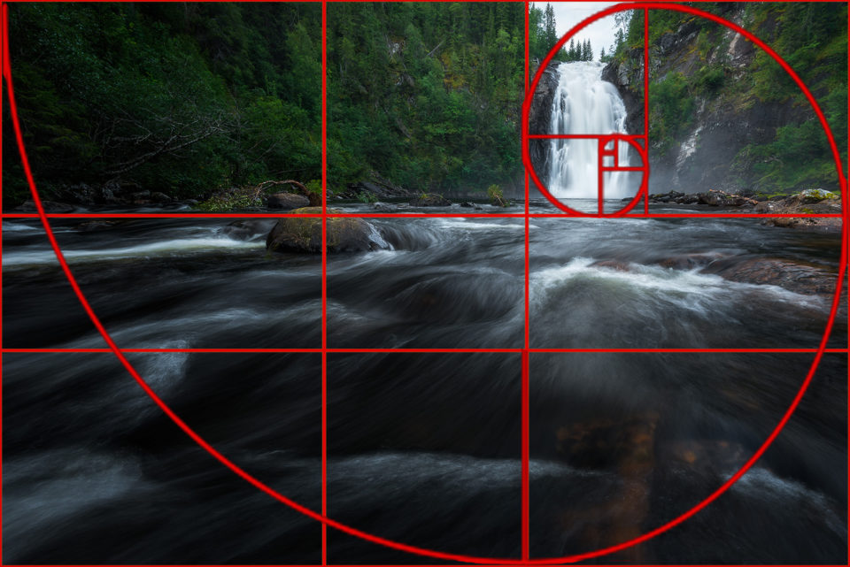 A Comprehensive Guide to Landscape Photography Golden Ratio