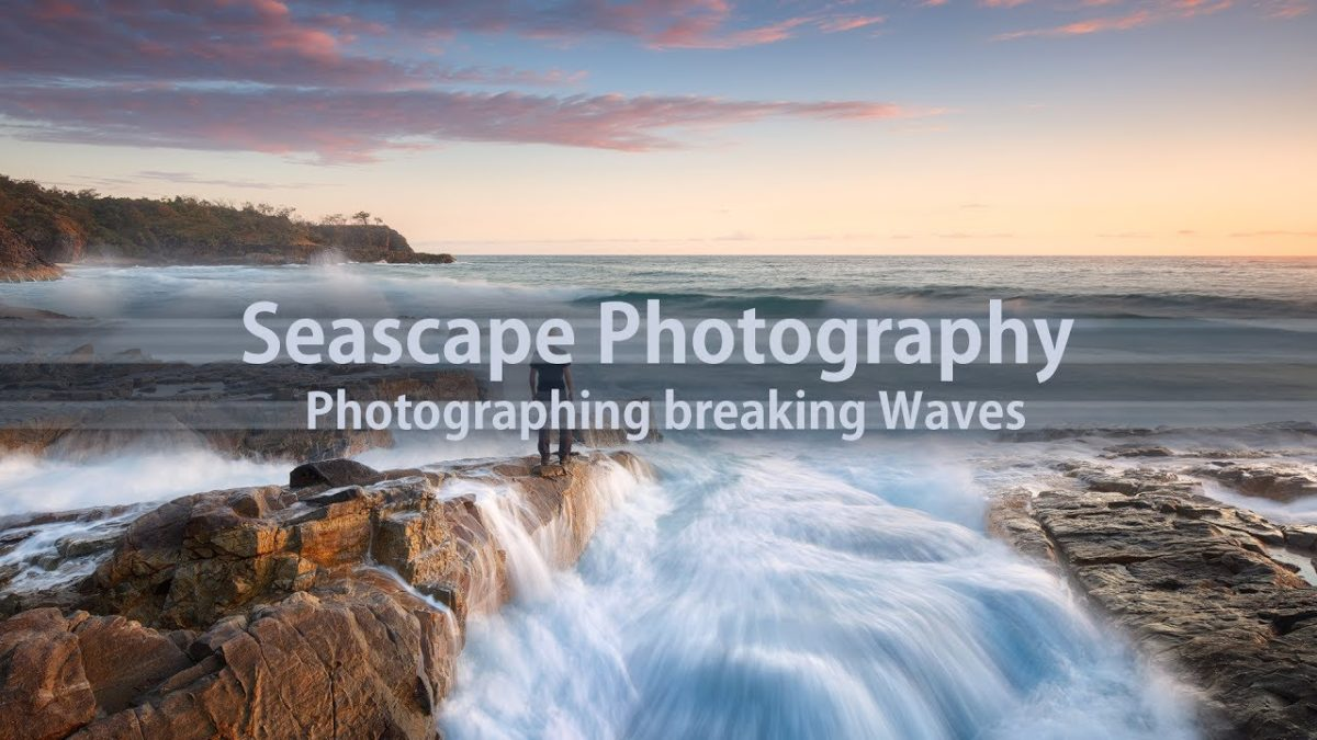 Photographing Breaking Waves and Using the Power of Photoshop to Blend Them
