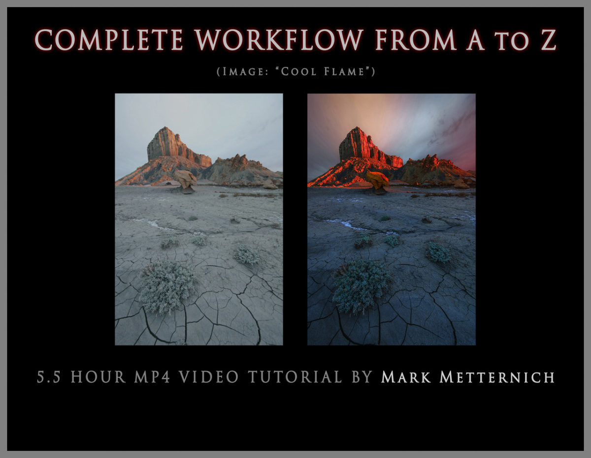 Mark Metternich's Complete Processing Workflow