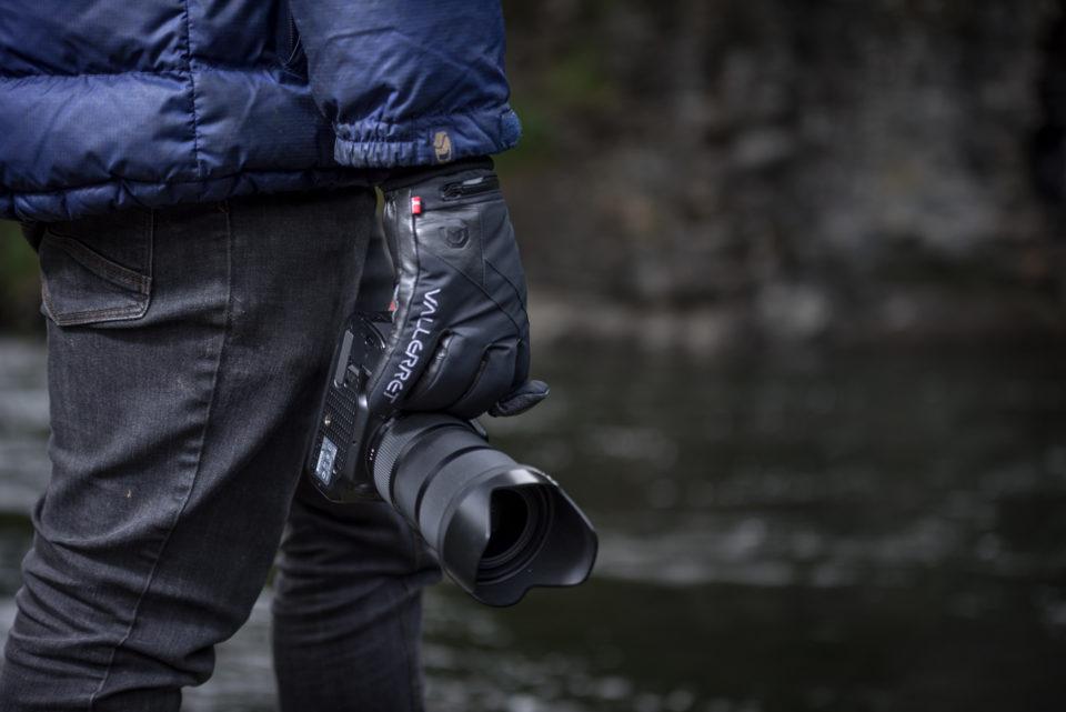Vallerret Photography Gloves