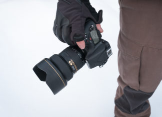 vallerret photography gloves review