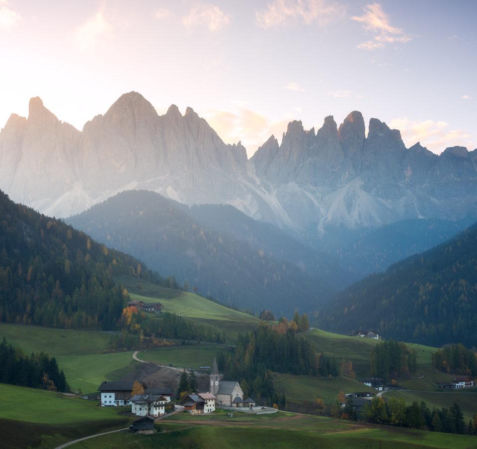 Val de Funes Dolomiti
