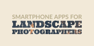 Smartphone Apps for Landscape Photography