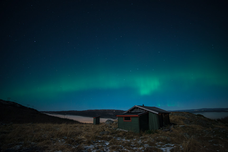 Tips for Photographing Northern Lights