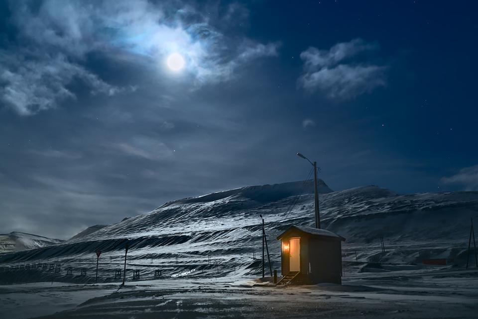 Photographing Polar Nights