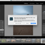 How to Delete Multiple Images in Lightroom