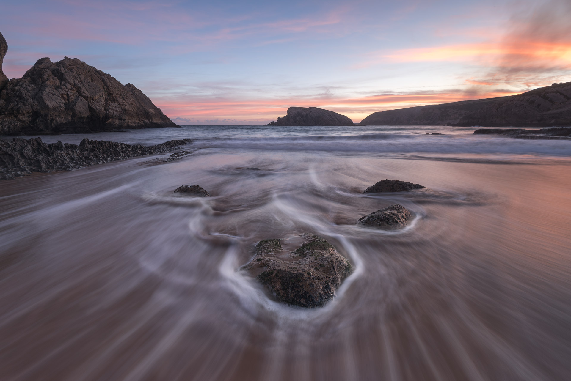 Dodge and Burn Through Luminosity Masks