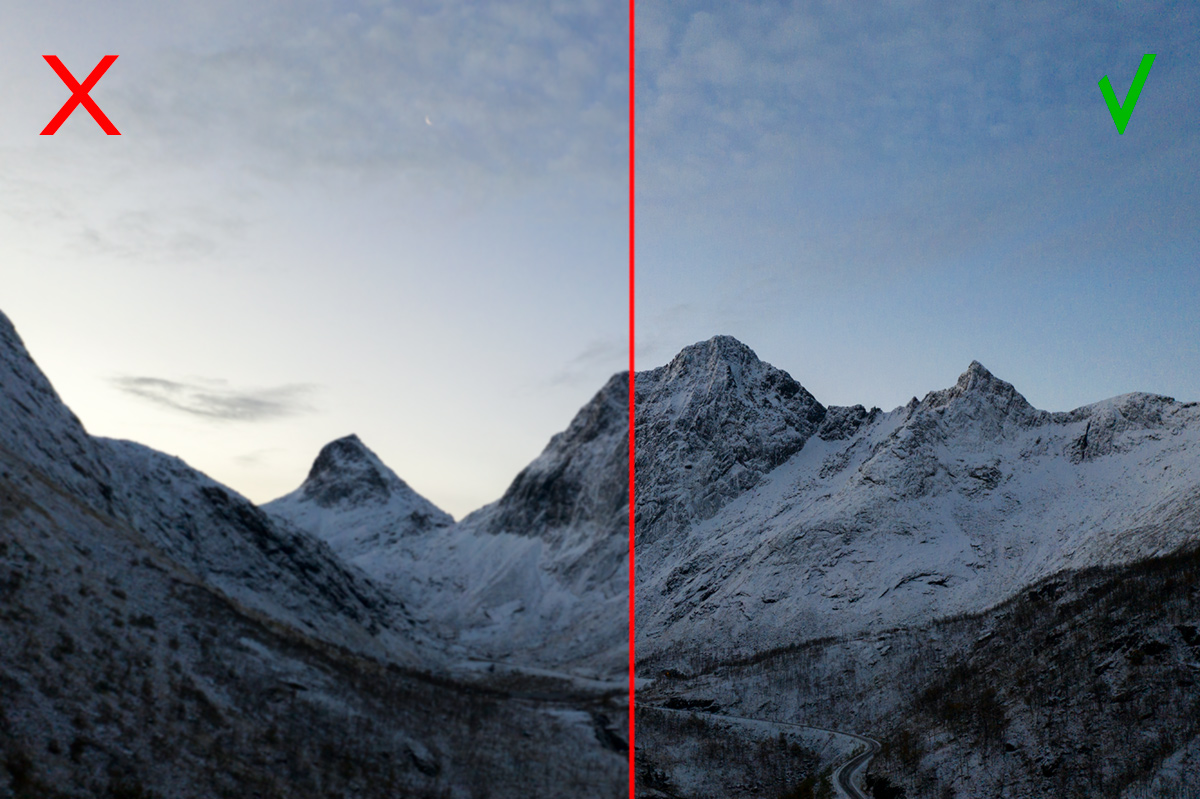 Common Camera Setting Mistakes Beginners Make