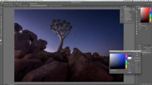 Night Photography Processing Tutorial