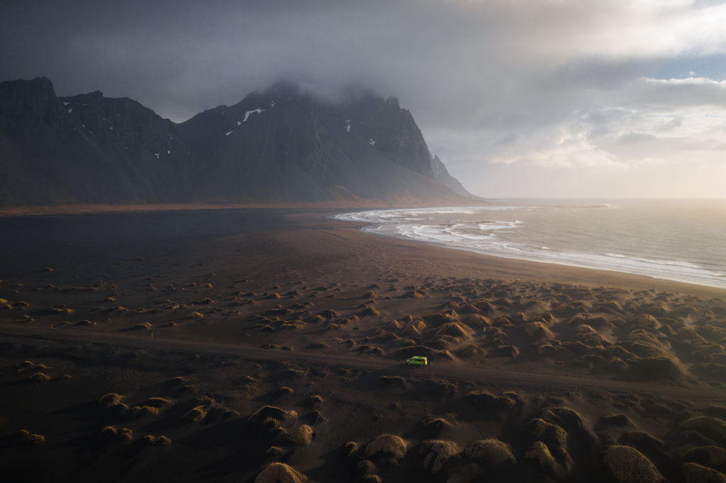 Tips for Landscape Photography on Iceland