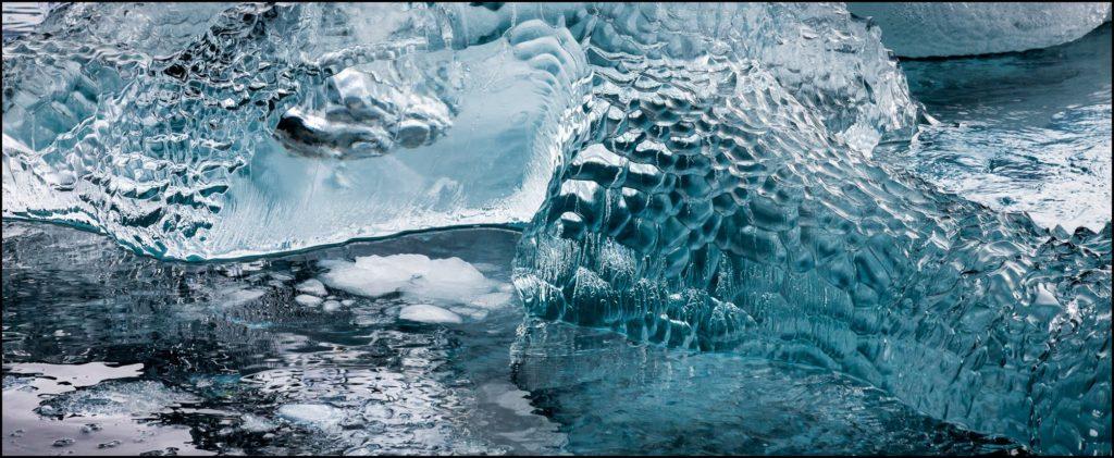 Ancient crystal Iceberg, Cierva Cove, Antarctic Peninsula, Antarctica  2014