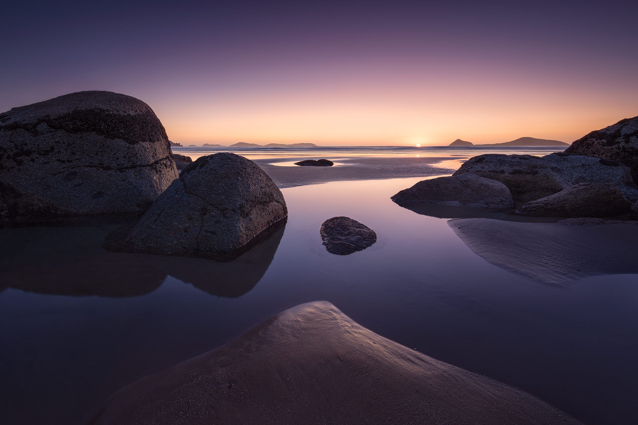 Clear Skies in Landscape Photography