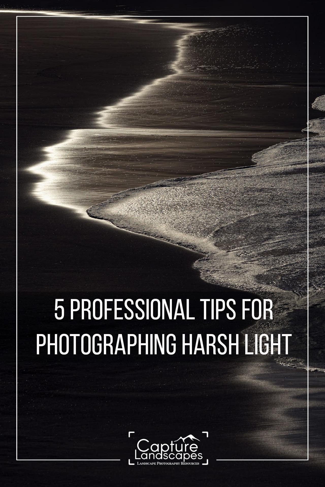 Photographing-harsh-light-pinterest